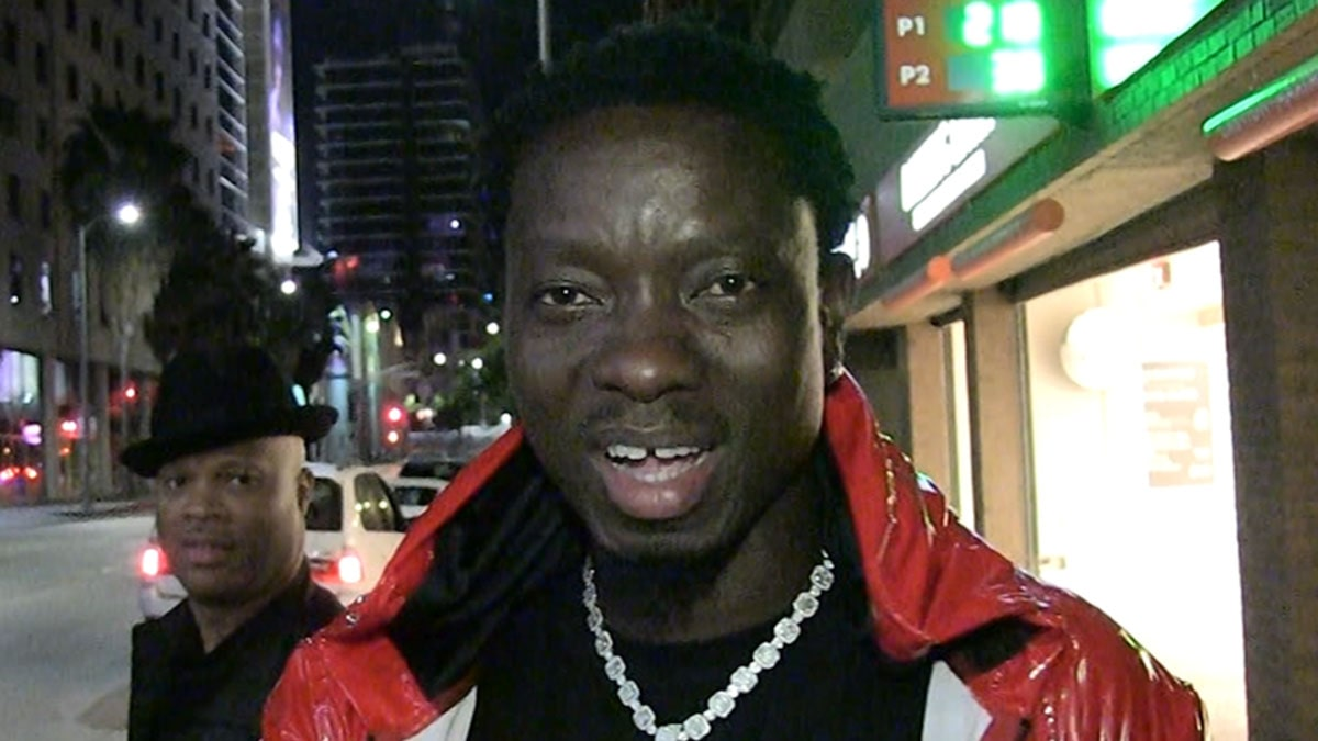 Michael Blackson Roasts Kobe Bryant, 'You Dance Like Handicap Michael Jackson'