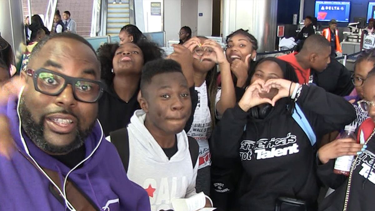 'AGT' Runner Up Detroit Youth Choir Wants to Record With Big Sean