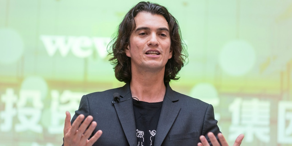 WeWork just shelved its IPO. Here's why the spectacular fiasco was fated from the start.