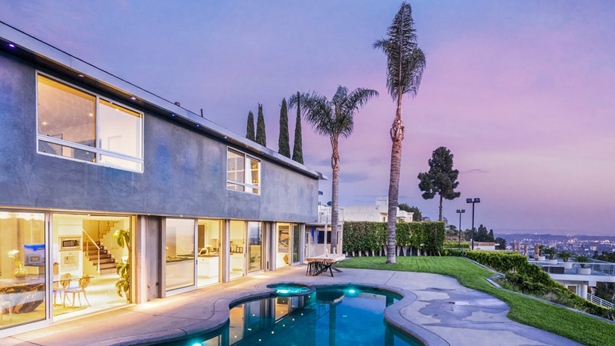 'Notebook' Director Nick Cassavetes Slashes Price on Hollywood Hills Pad