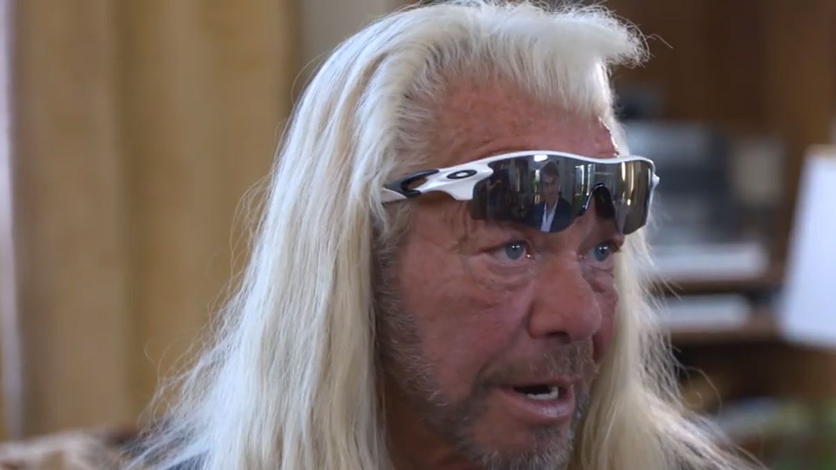 Dog The Bounty Hunter Diagnosed With Life-Threatening Heart Condition