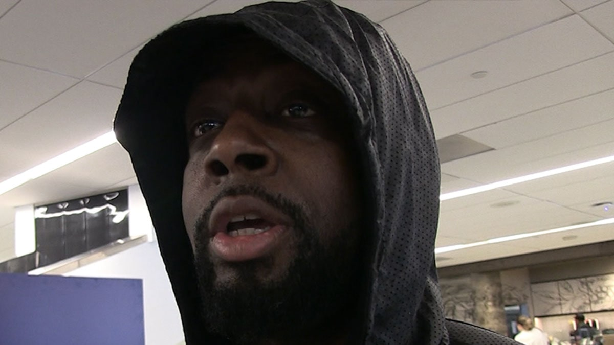 Wyclef Jean Hopes MJ's $1 Mil to Dorian Relief Gets in the Right Hands