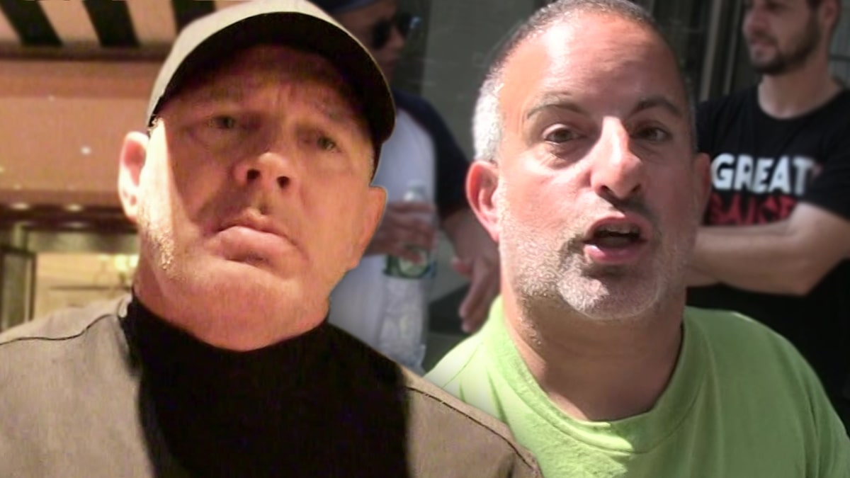 Lenny Dykstra Calls Off Bagel Guy Boxing Match, 'Won't Be Rescheduled'