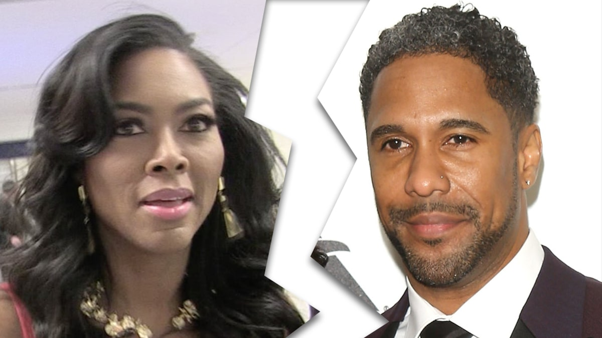 Kenya Moore Splits from Husband Marc Daly After 2 Years