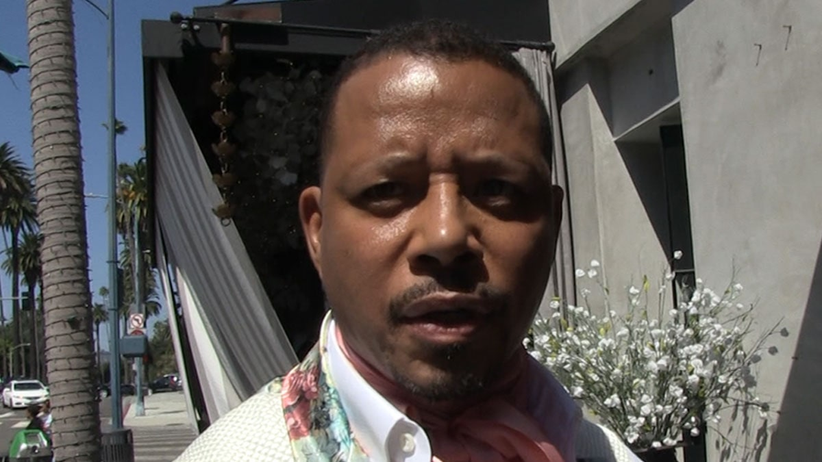 Terrence Howard Says Karma Will Get Ex-Wife After $1.3 Million Judgment