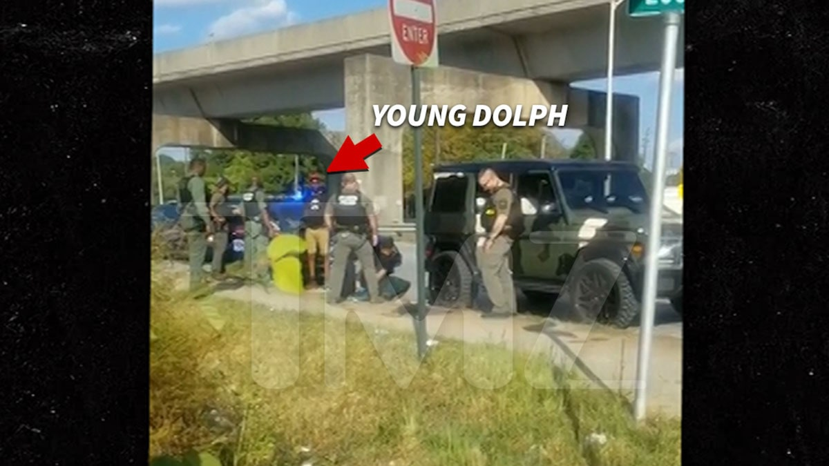 Young Dolph Handcuffed in Atlanta Traffic Stop, But Not Arrested