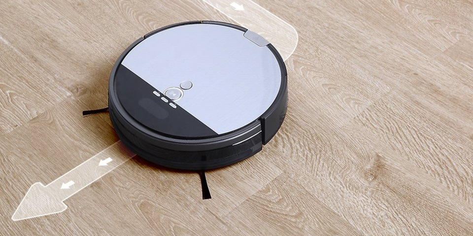 I tried a $280 Roomba alternative that automatically vacuums and mops floors — here's what using it was like