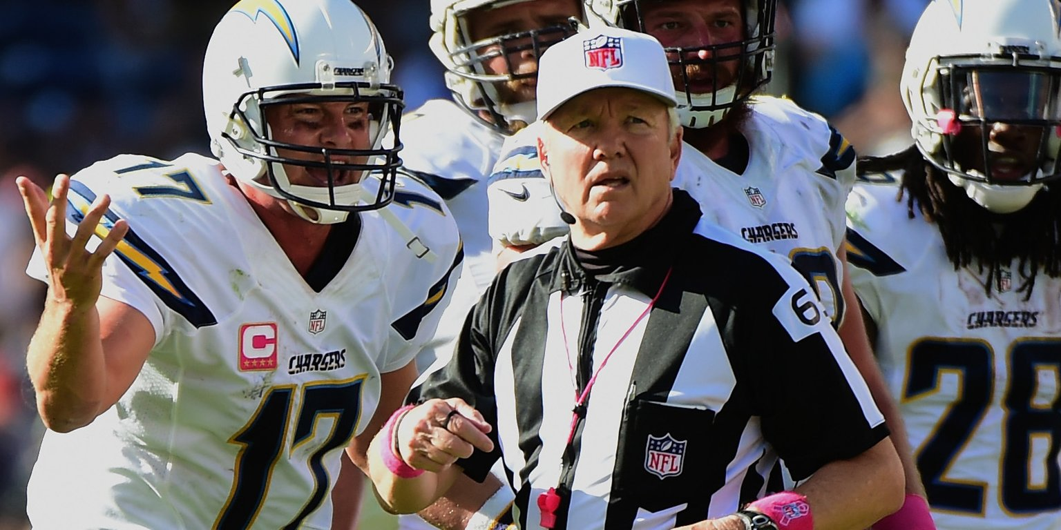 What it takes to be an NFL referee, according to an official who spent 19 seasons in the league
