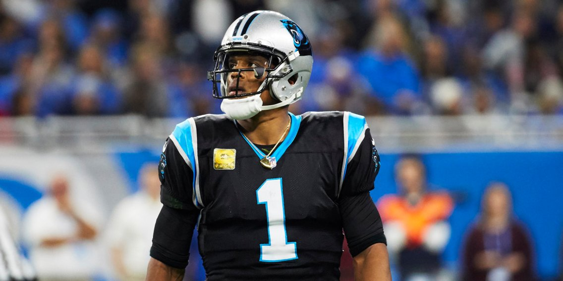 There are growing concerns about Cam Newton's health and future after one of the worst games of his career