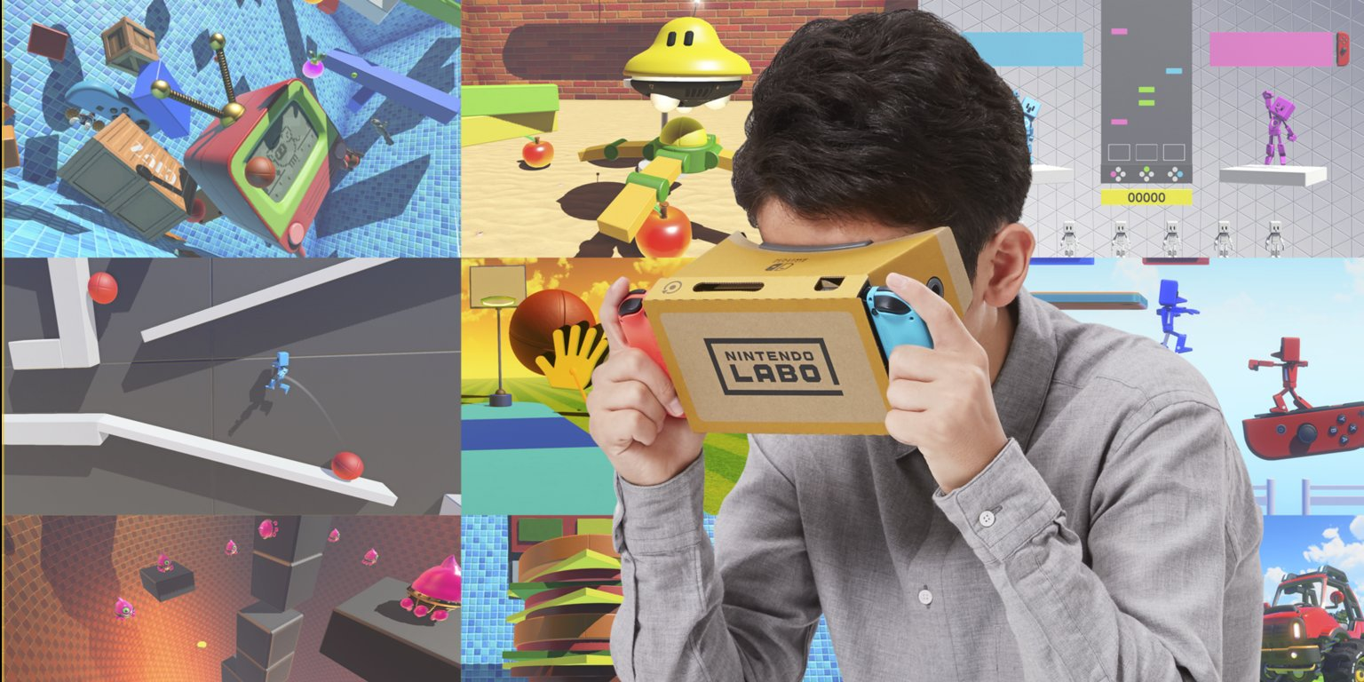 Google and Nintendo's VR patents should worry headset-makers (GOOGL, NTDOY)