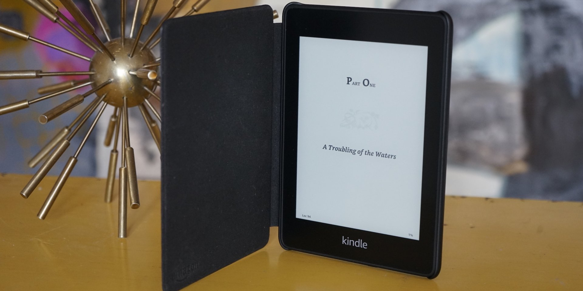 The Kindle Paperwhite is now $45 off on Amazon for Prime members