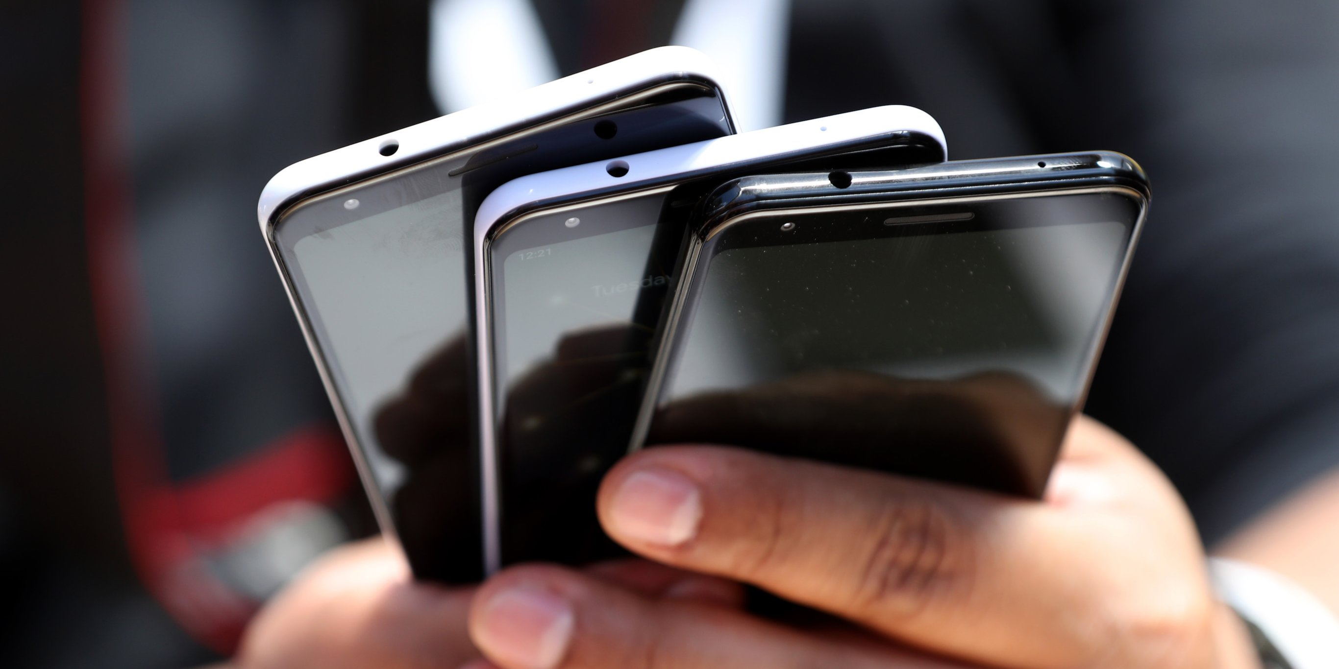 Google has adopted the smartphone formula that made Apple's iPhone so successful in the first place (GOOG, GOOGL, AAPL)