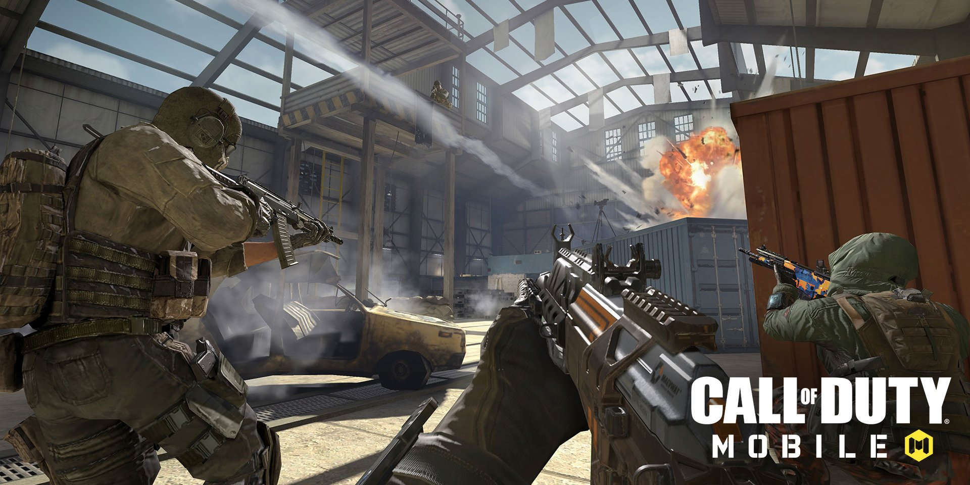 A new 'Call of Duty' game is coming to iPhone and Android on October 1 — Here's everything we know so far