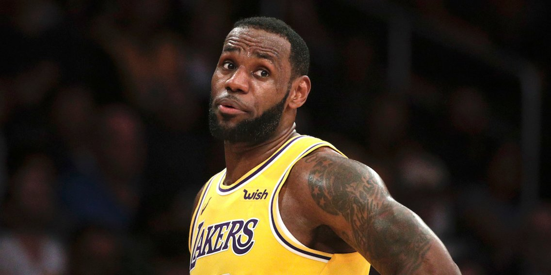 LeBron James was denied the trademark for 'Taco Tuesday' but says the outcome was still a victory