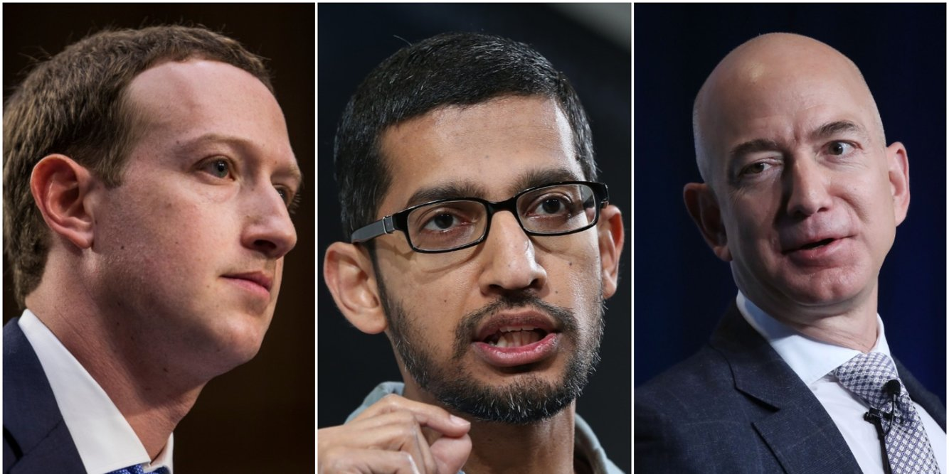 Apple, Facebook, Amazon, and Google all skipped signing a letter from 145 CEOs urging the Senate to take action on gun control (AAPL, AMZN, GOOGL, GOOG)