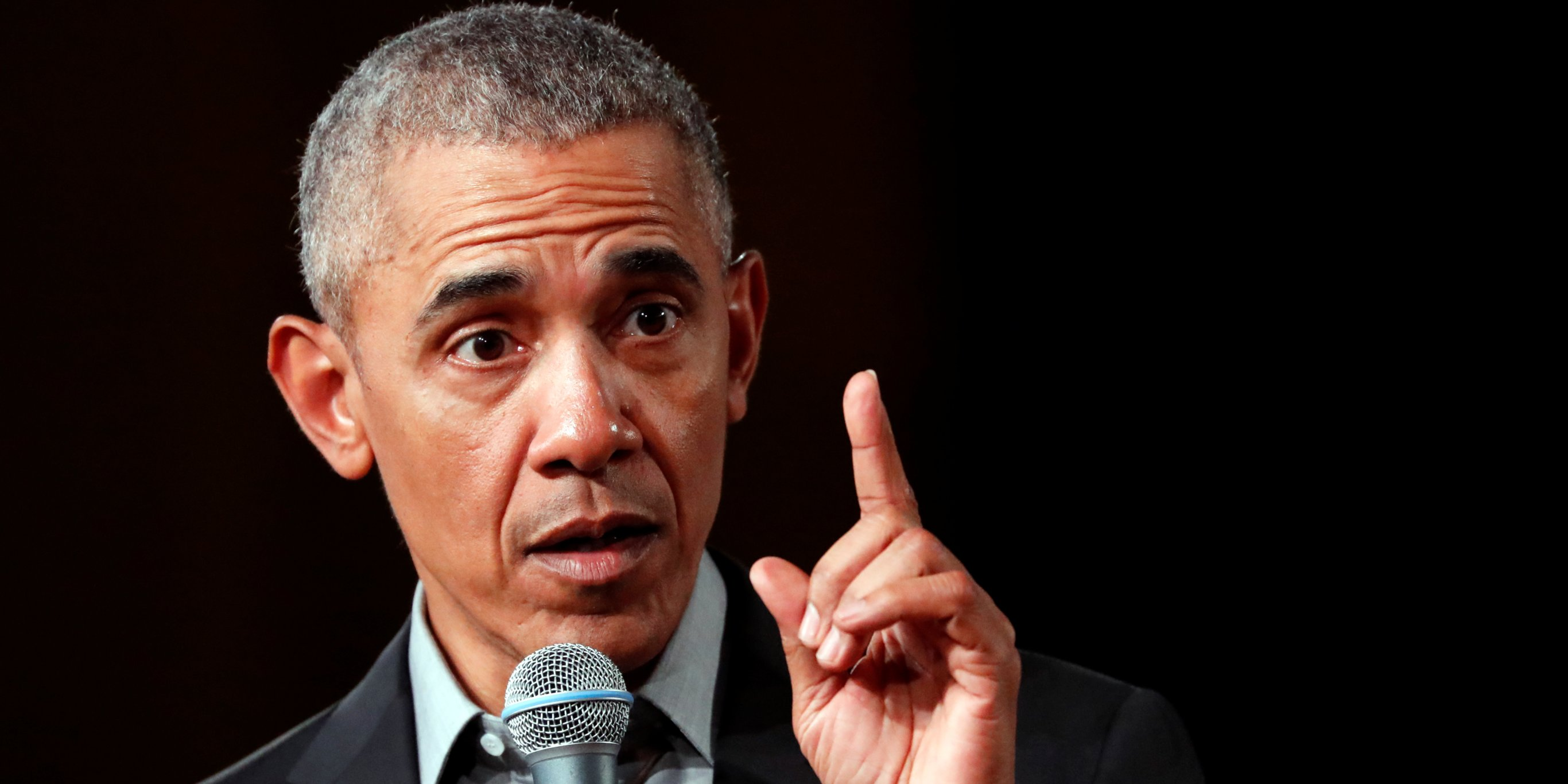Barack Obama has these 2 tips for making decisions if you ever become president (SPLK)