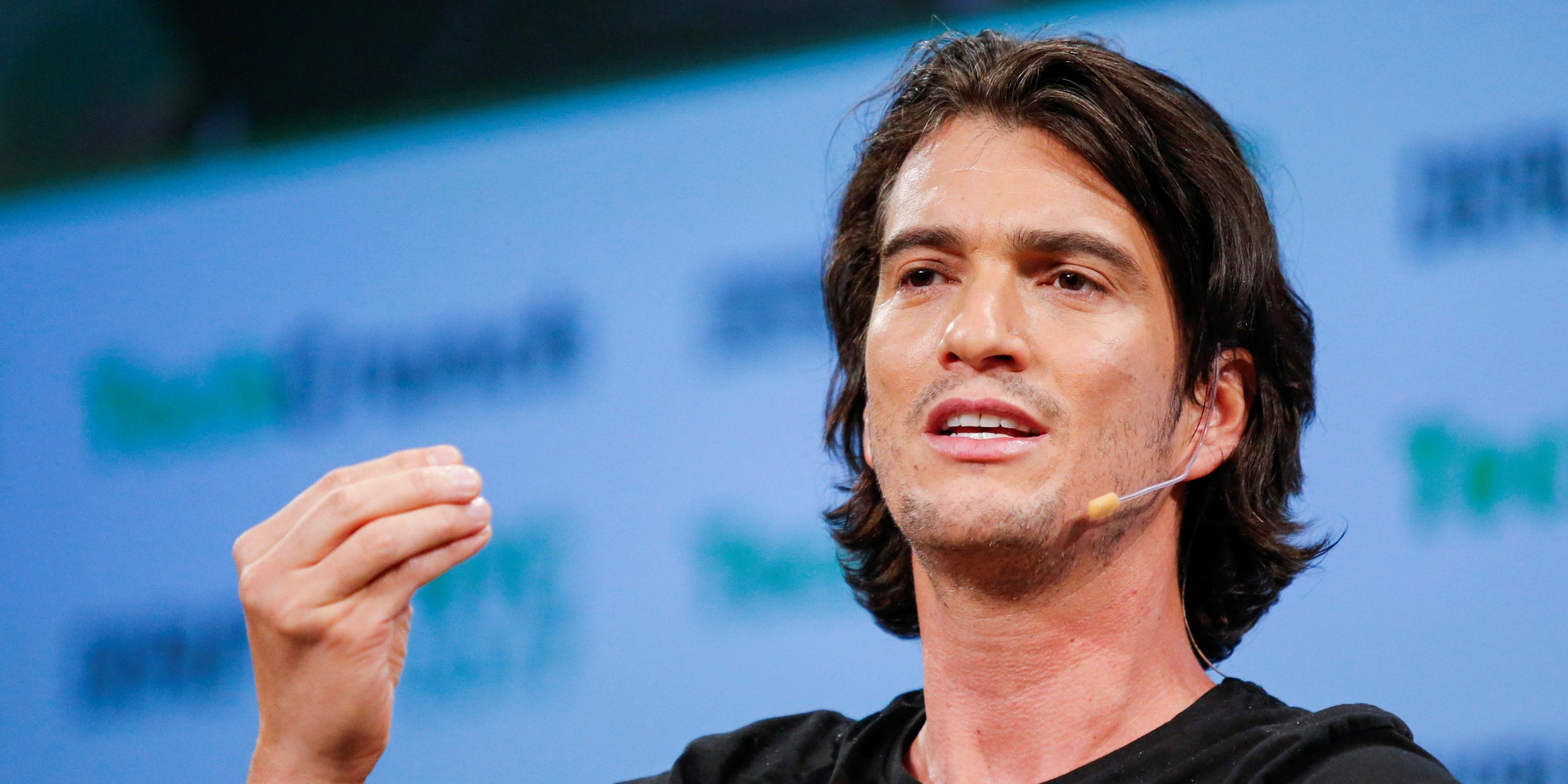 The career rise of Adam Neumann, the controversial WeWork cofounder who just stepped down as CEO