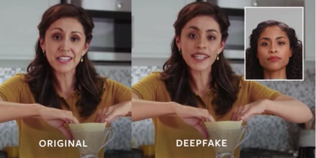 Facebook is making deepfake videos using paid actors so that it can help researchers better detect fake footage (FB)