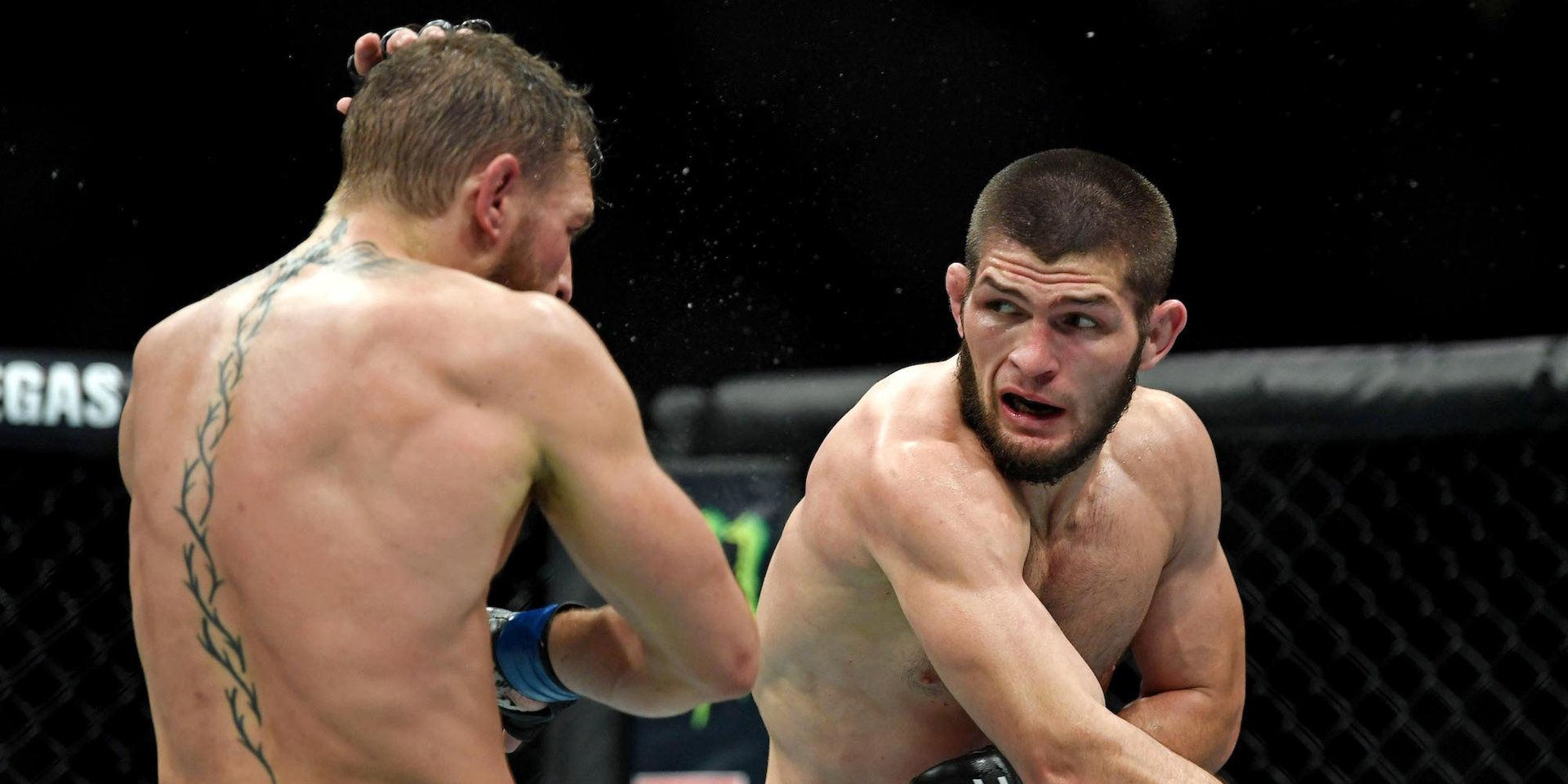 Khabib Nurmagomedov wants to host a $50 million charity fight in Africa, and it could be a rematch with Conor McGregor