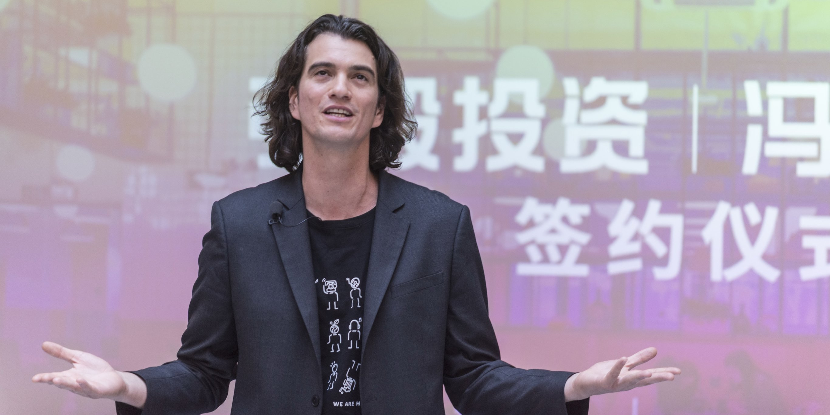 WeWork's board will have to use 'commercial pressure' to force Adam Neumann out since because he can't be fired, experts say