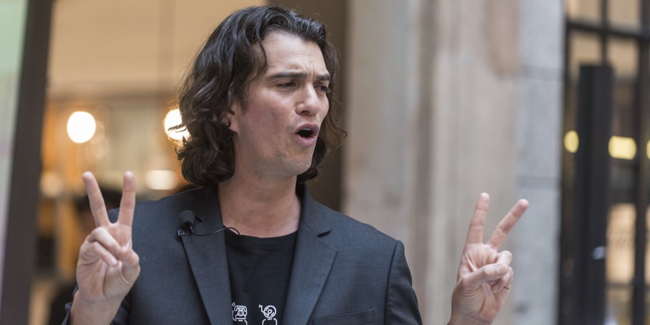 WeWork reportedly plans to move forward with its IPO, and the roadshow could begin as early as Monday