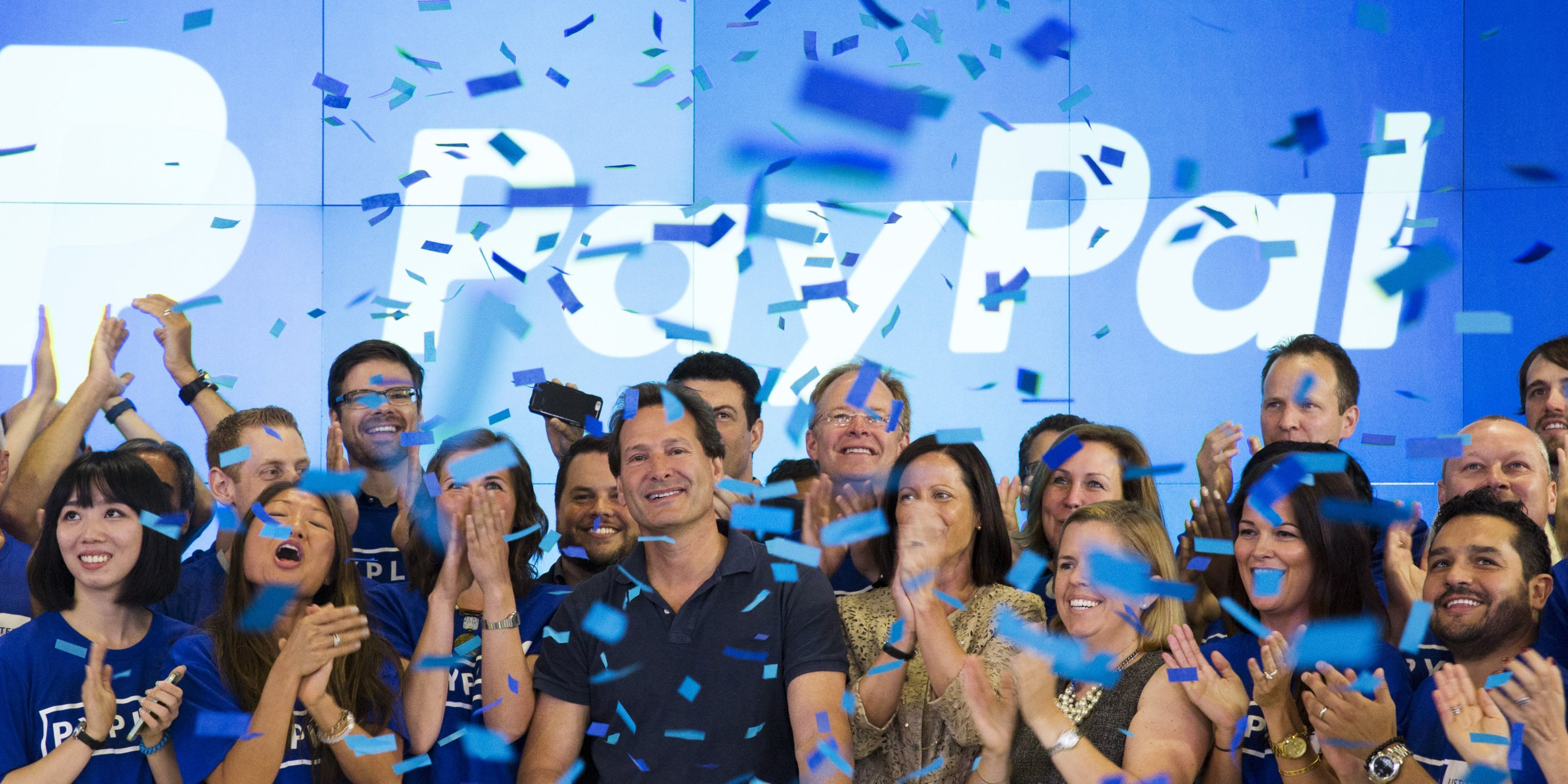 PayPal's CTO says data is the secret sauce to help it tailor payments for customers and beat out competitors like Stripe and Square