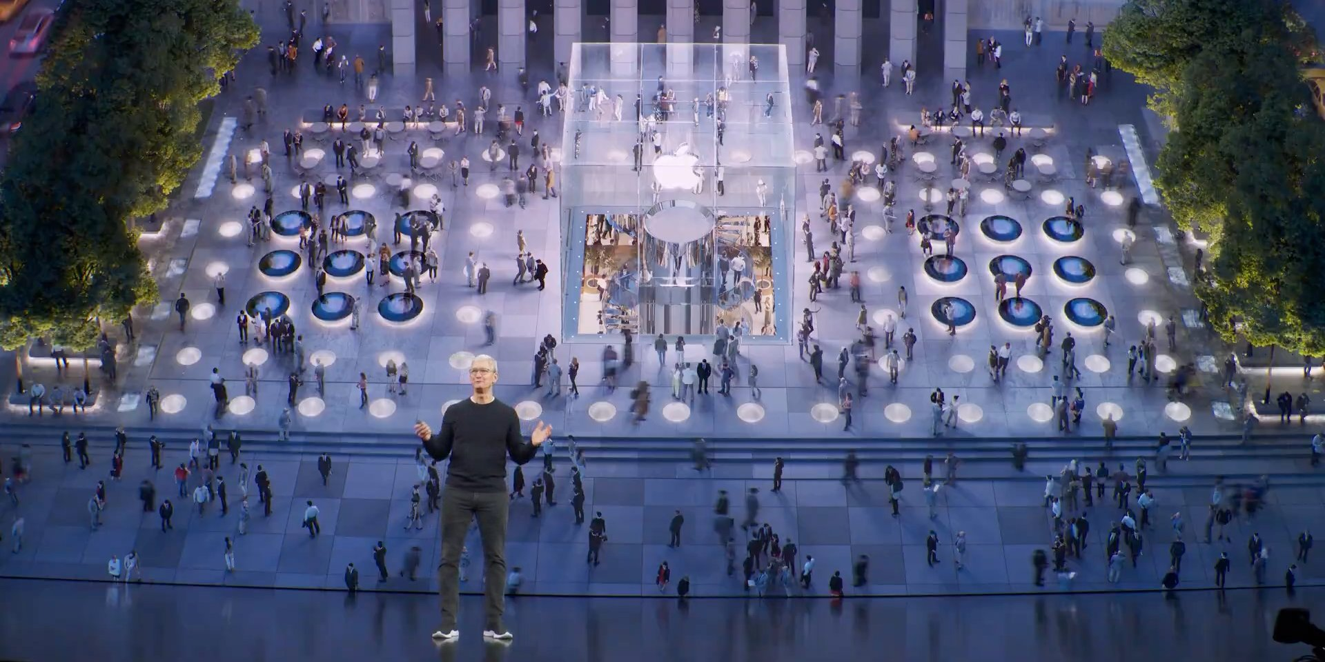Here's everything that happened at Apple's huge iPhone 11 launch event (AAPL)