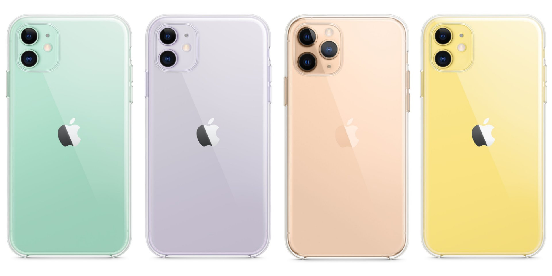 Apple is releasing a $39 clear case to show off the gorgeous colors of the new iPhone 11 and iPhone 11 Pro (AAPL)