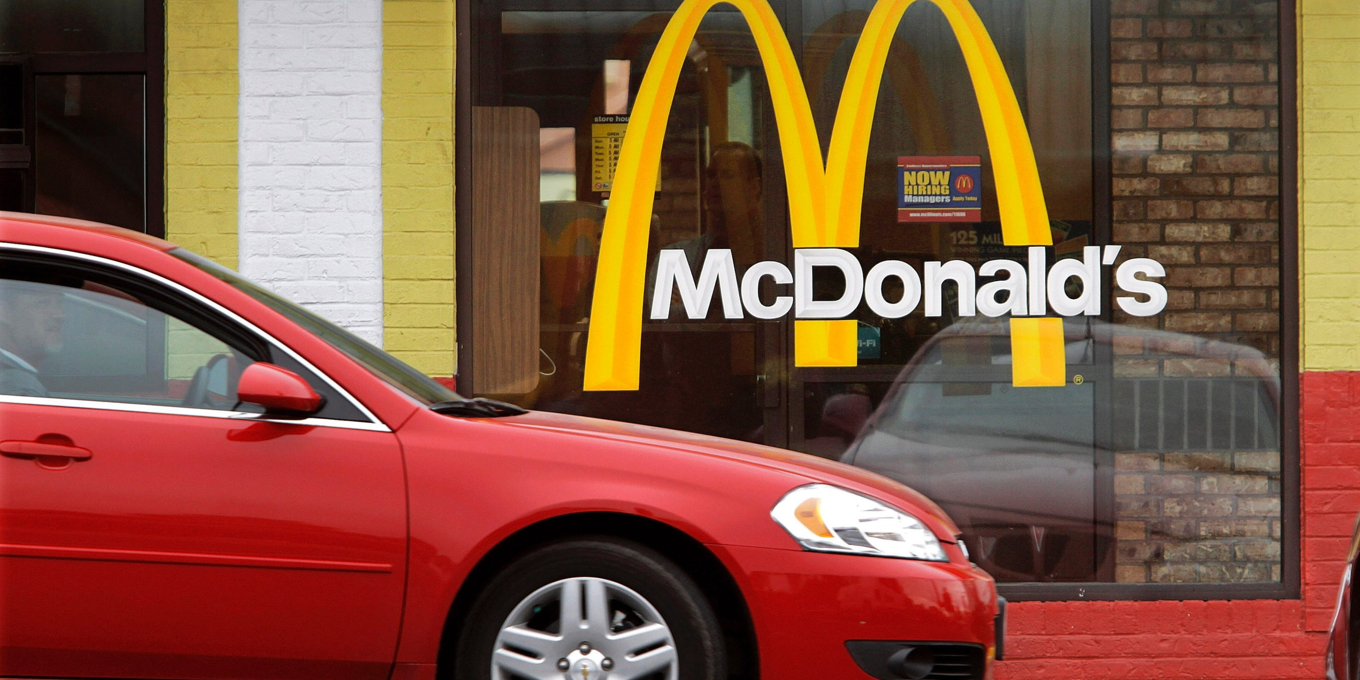 McDonald's bought an AI speech company to take human interaction out of drive-thrus