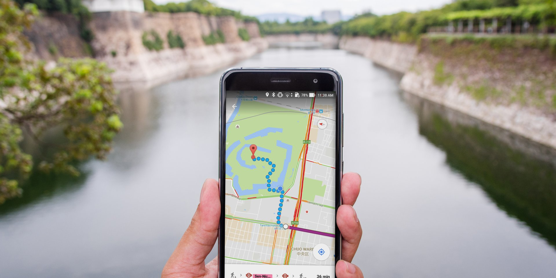 How to find coordinates on Google Maps on your phone or computer, to identify and share an exact location