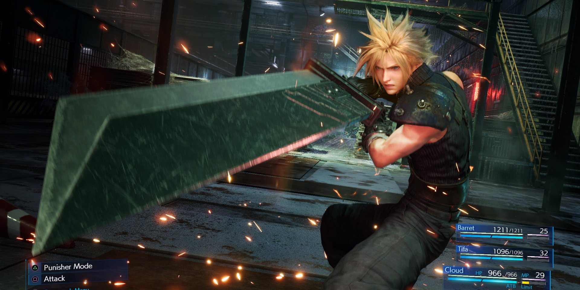 The latest trailer for 'Final Fantasy VII Remake' is a gorgeous nostalgia trip