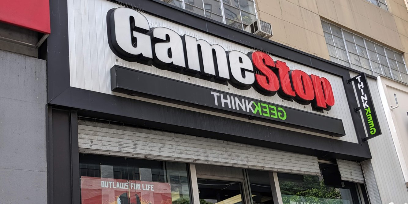 The world's biggest video game retailer, GameStop, is closing hundreds of stores as it attempts to stay afloat — and that's just the first wave of closures (GME)