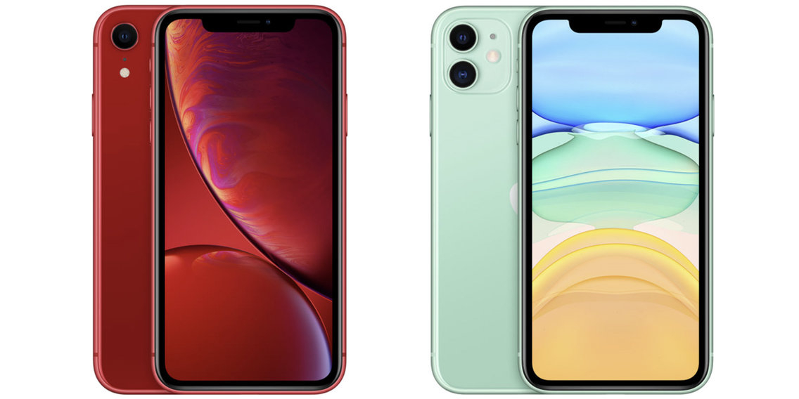 The new $700 iPhone 11 is almost identical to the $600 iPhone XR, but there are 10 major differences between the two (AAPL)