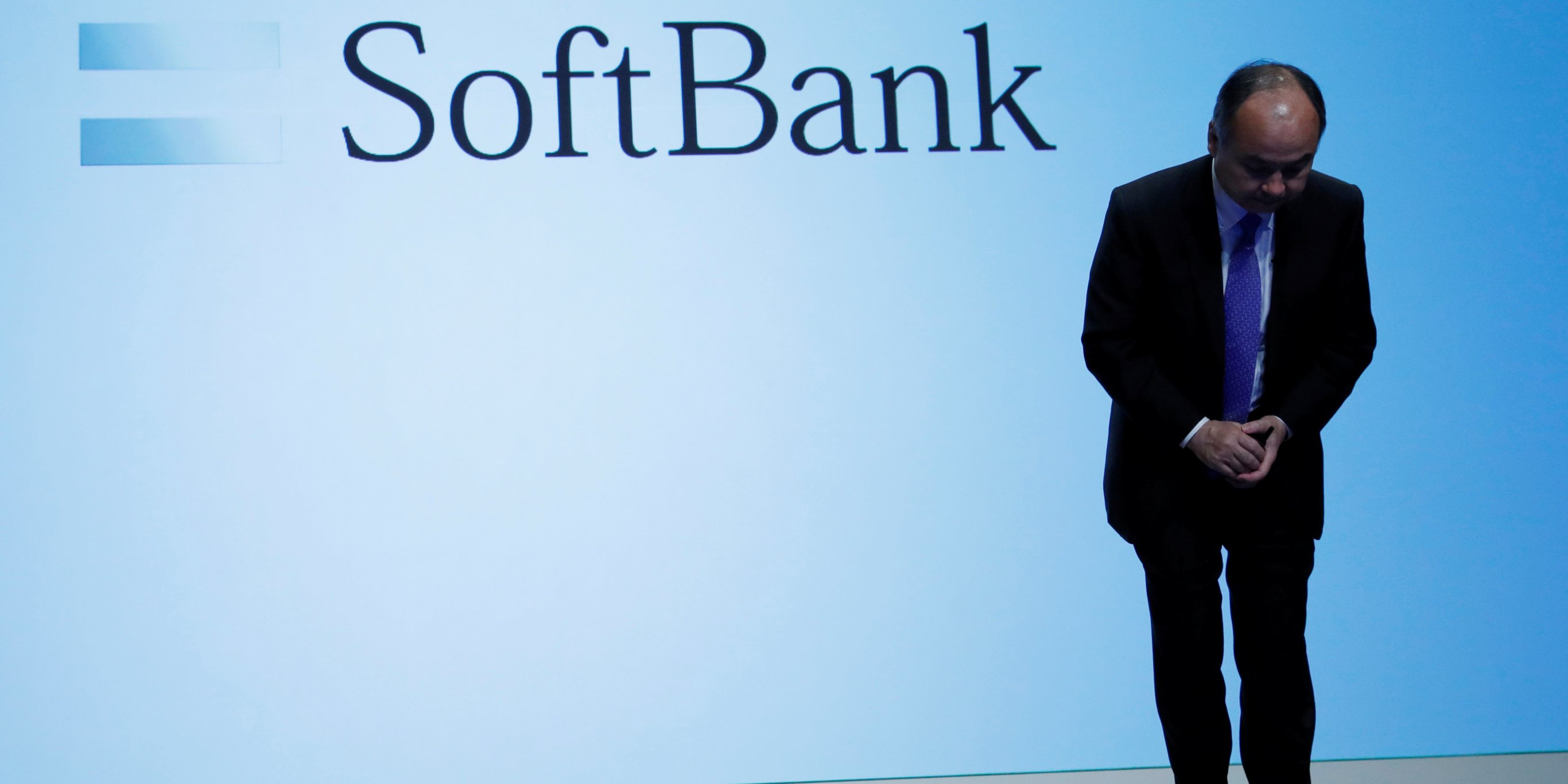 The jolts shaking SoftBank's Silicon Valley empire