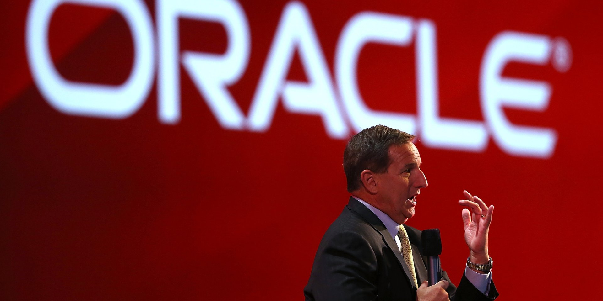 Oracle CEO Mark Hurd is taking a leave of absence, saying he needs 'time focused on my health' (ORCL)