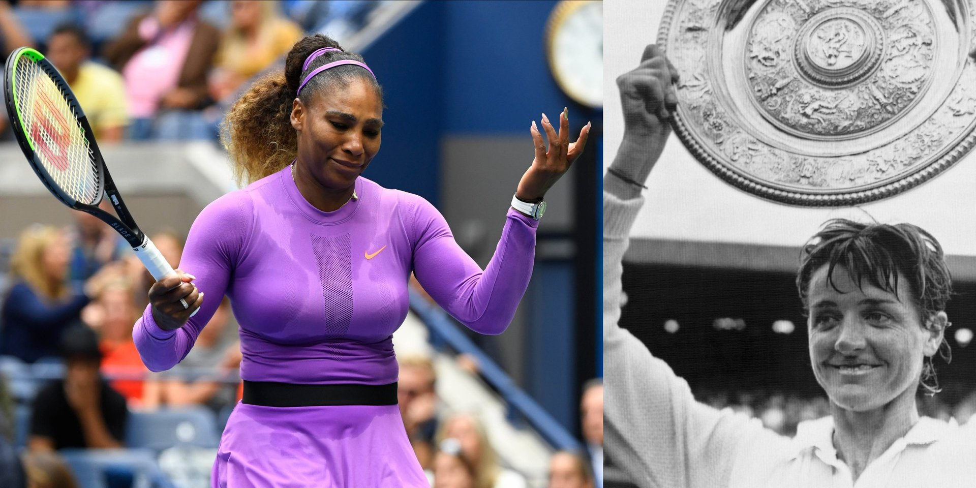 Tennis experts are beginning to doubt Serena Williams' ability to break the Grand Slam record, but her status as the greatest of all time doesn't hinge on it
