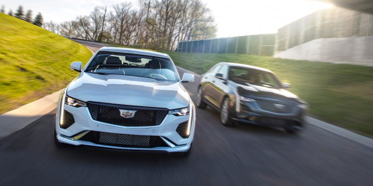 Cadillac has affirmed its commitment to BMW-beating performance with the new CT4 sedan (GM)