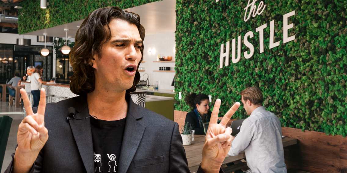 The WeWork IPO fiasco of 2019, explained in 30 seconds