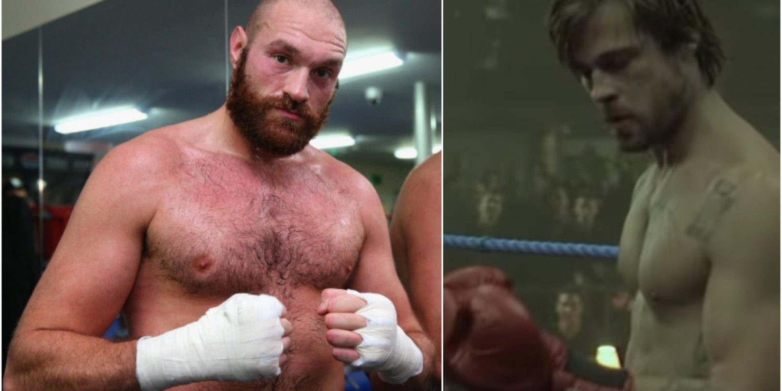 English travellers like Tyson Fury are taking over boxing around the world, but they fight nothing like Brad Pitt's character in 'Snatch'