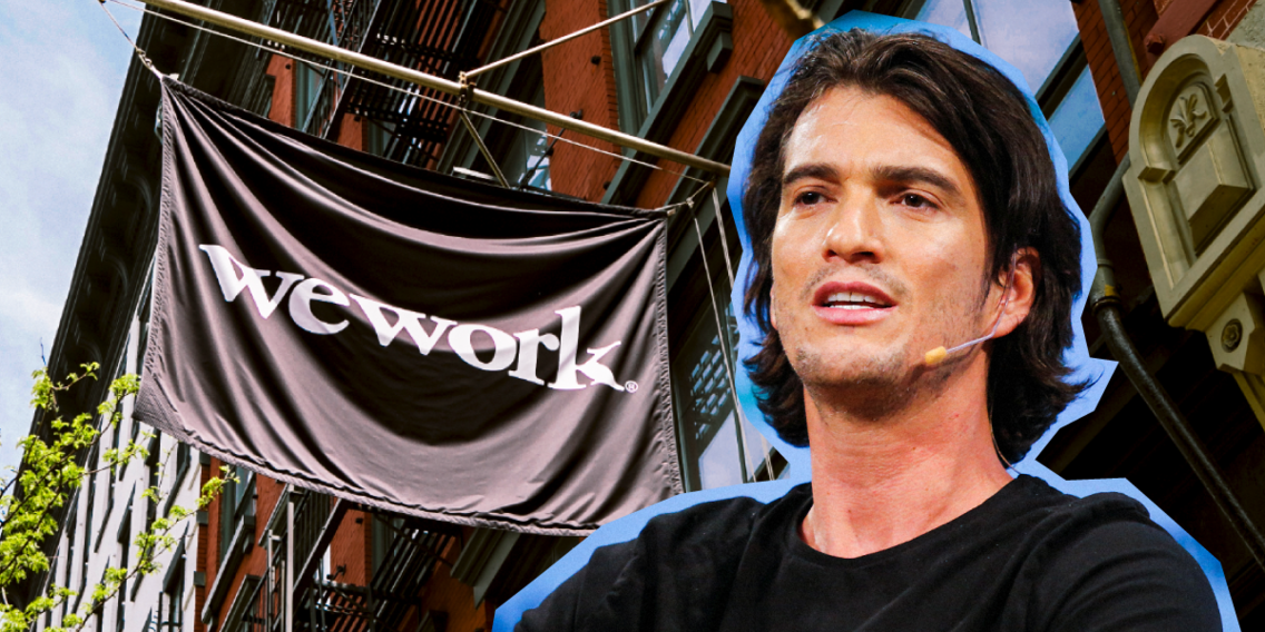 WeWork could cause a disaster for New York City's real estate market