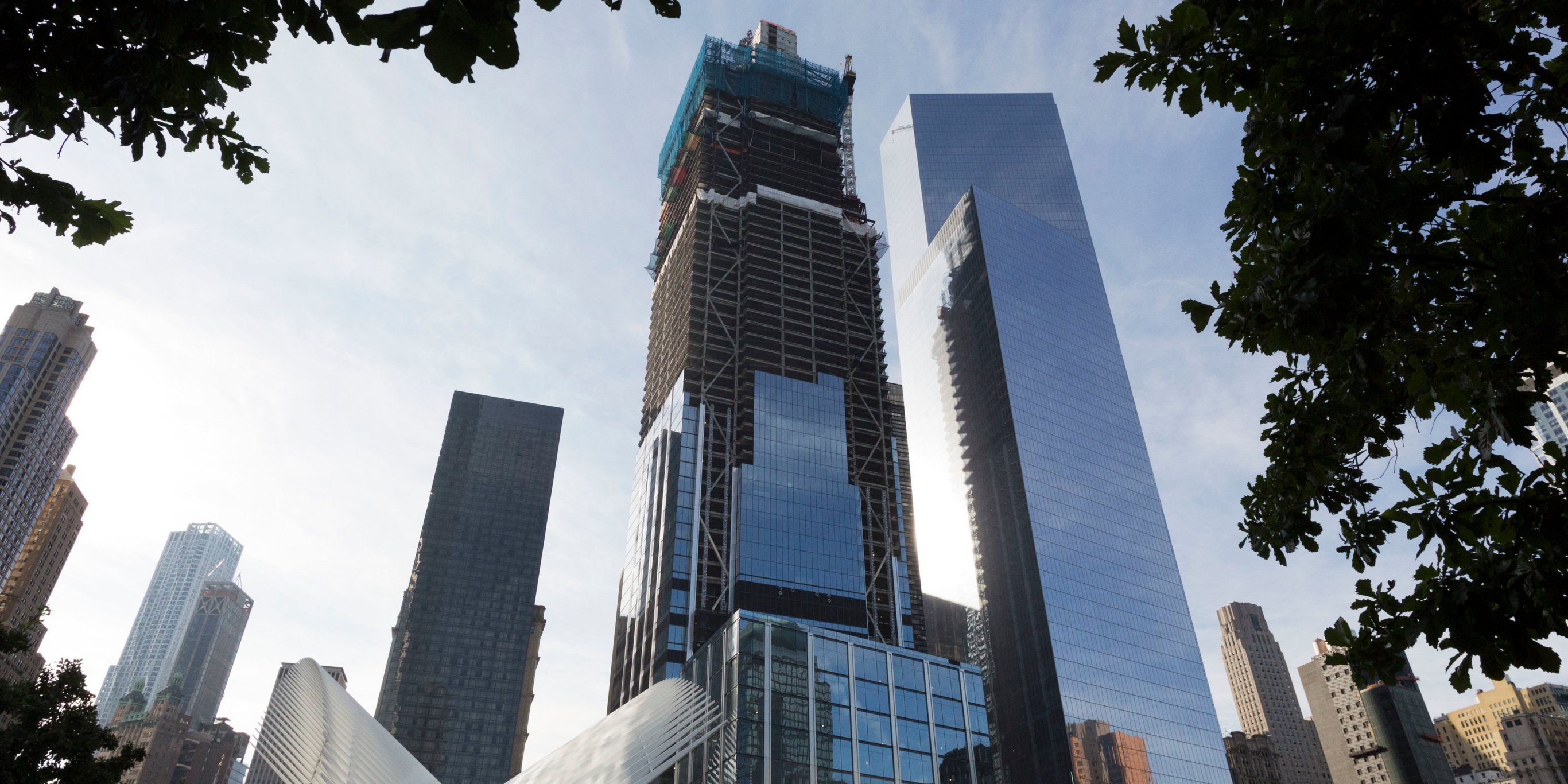 Uber is reportedly moving its New York City headquarters into a new office at 3 World Trade Center
