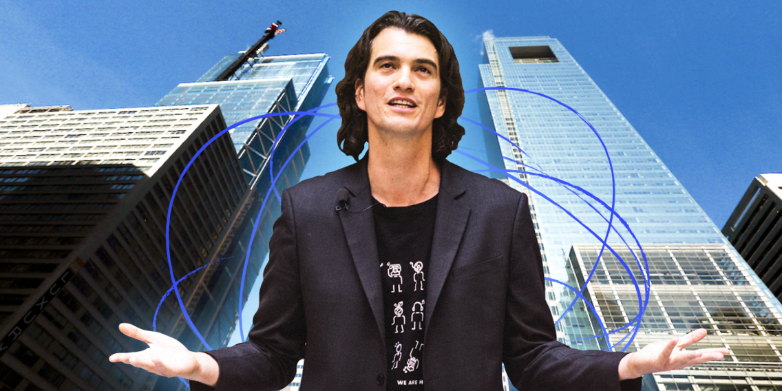 WeWork's had a terrible month — here's everything that has happened since the embattled company filed to go public
