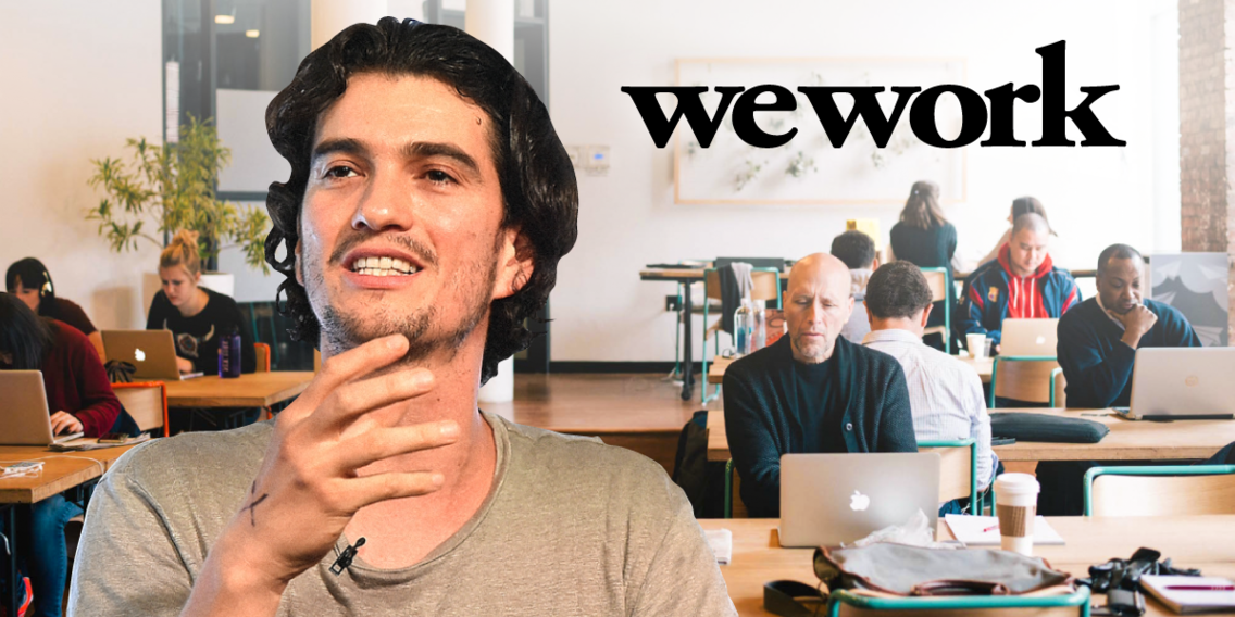 After discussing layoffs to cut costs, WeWork CEO Adam Neumann treated employees to tequila shots and a private performance by a member of Run DMC