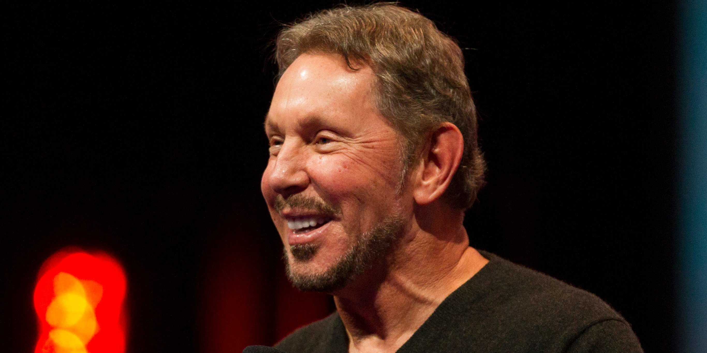 Larry Ellison says Oracle will 'write into your contract that your bill will be half' of what you'd pay Amazon, as the database giant announces new cloud products (ORCL)