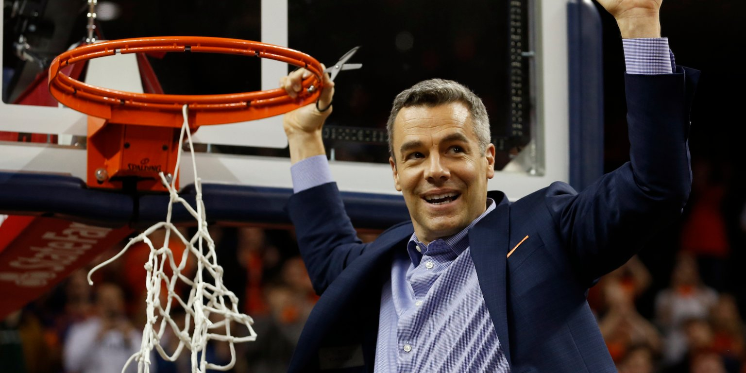 UVA coach Tony Bennett passed up a 'substantial raise' after winning NCAA Title so extra money could go to program improvements and raises for his staff