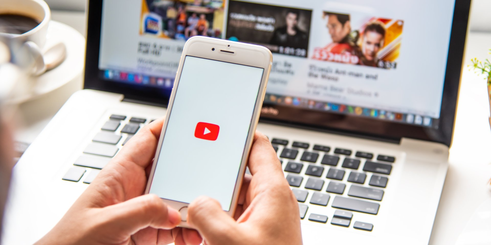 How to change your age on YouTube through your Google account settings