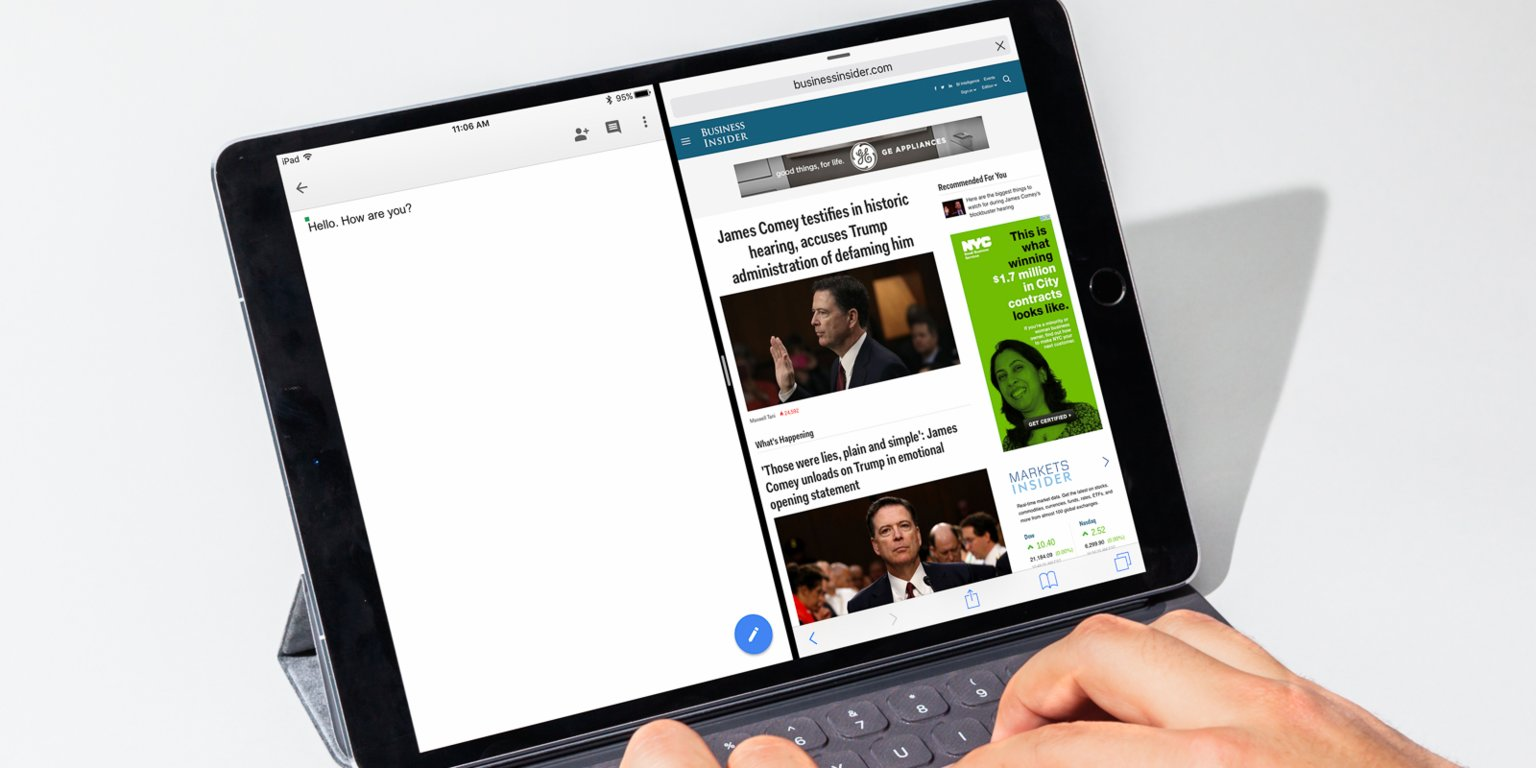 How to change the language on your iPad if it's incorrect