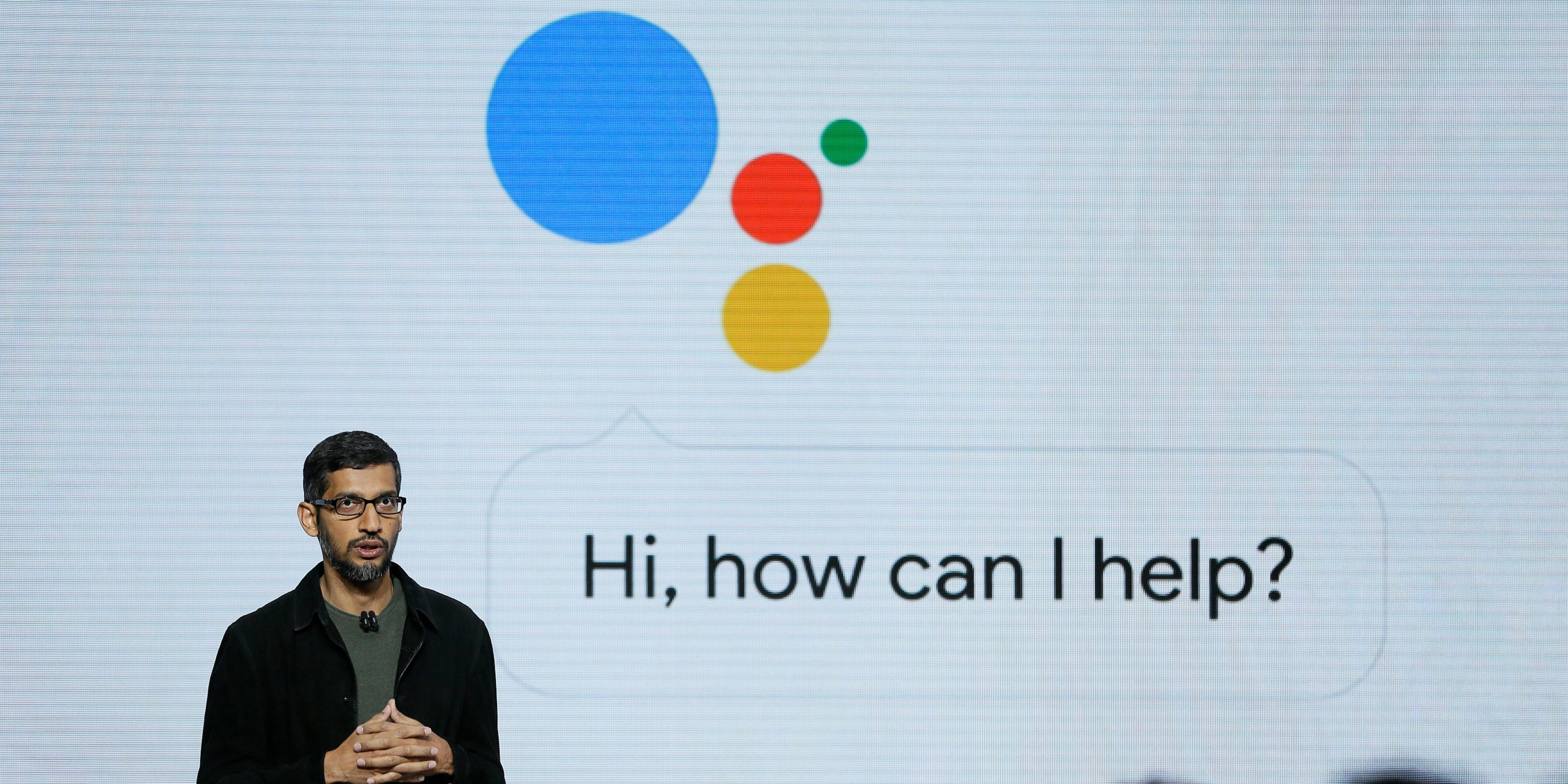 A UN study suggested it's sexist for voice assistants like Siri or Alexa to have female voices — but Google says it wanted to use a male voice from the very beginning (GOOG, GOOGL, AAPL)