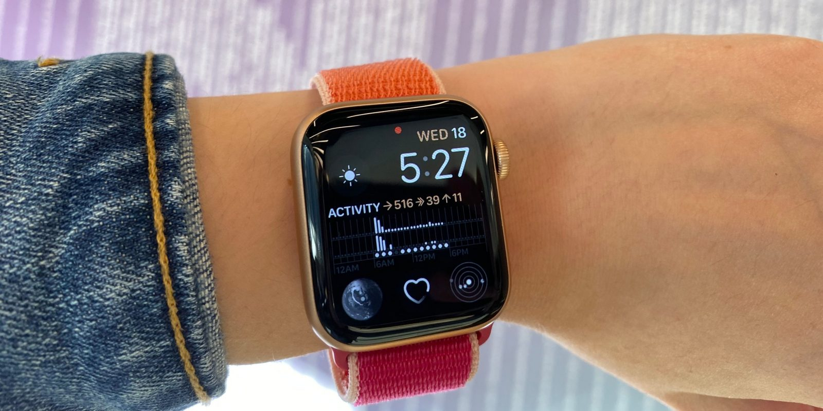 I've only been using the new Apple Watch Series 5 for a few hours, but I can already tell its new display is going to be a game-changer (AAPL)