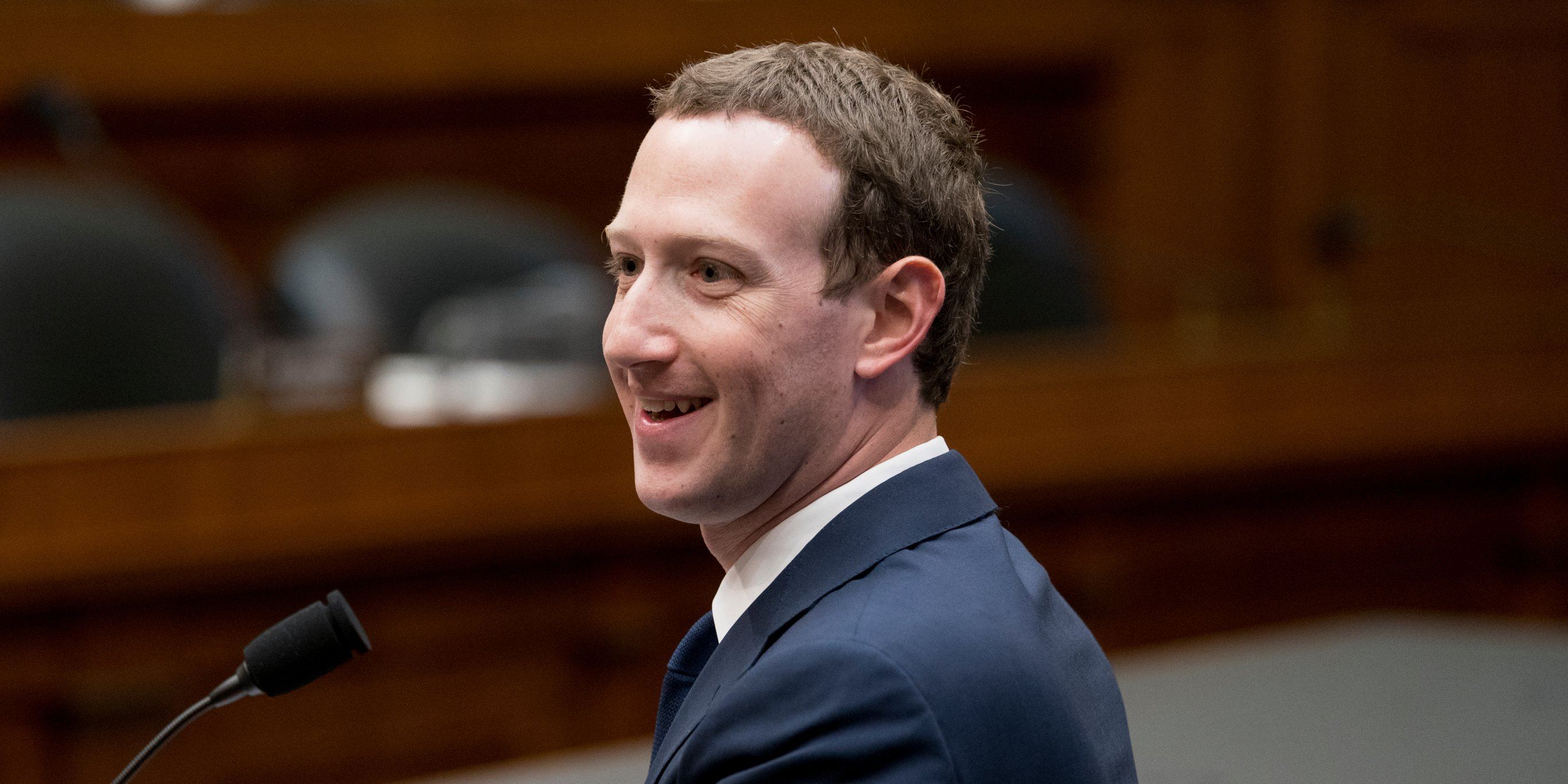 Mark Zuckerberg is privately schmoozing with some of Facebook's biggest critics in Washington (FB)